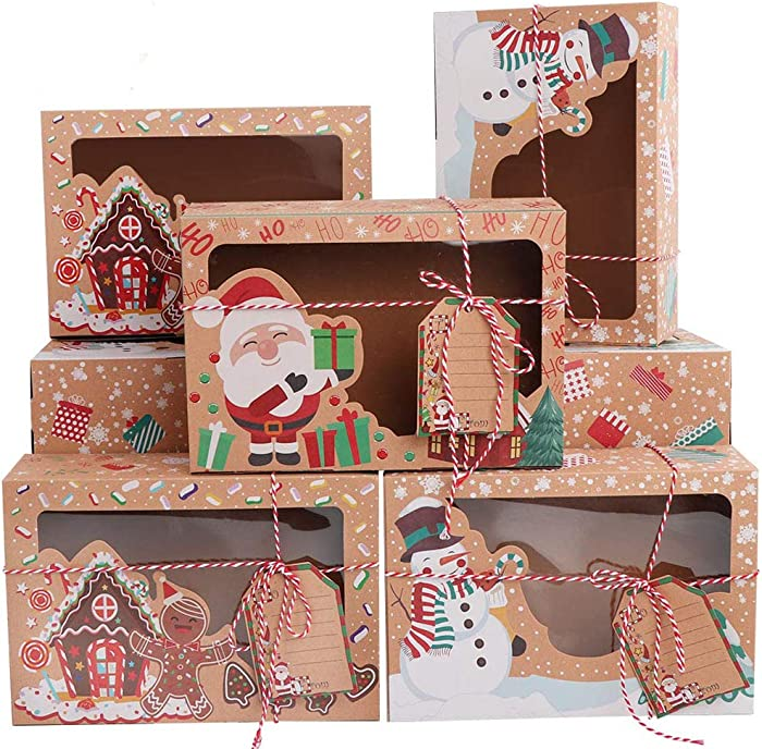 Top 10 Holiday Bakery Food Boxes