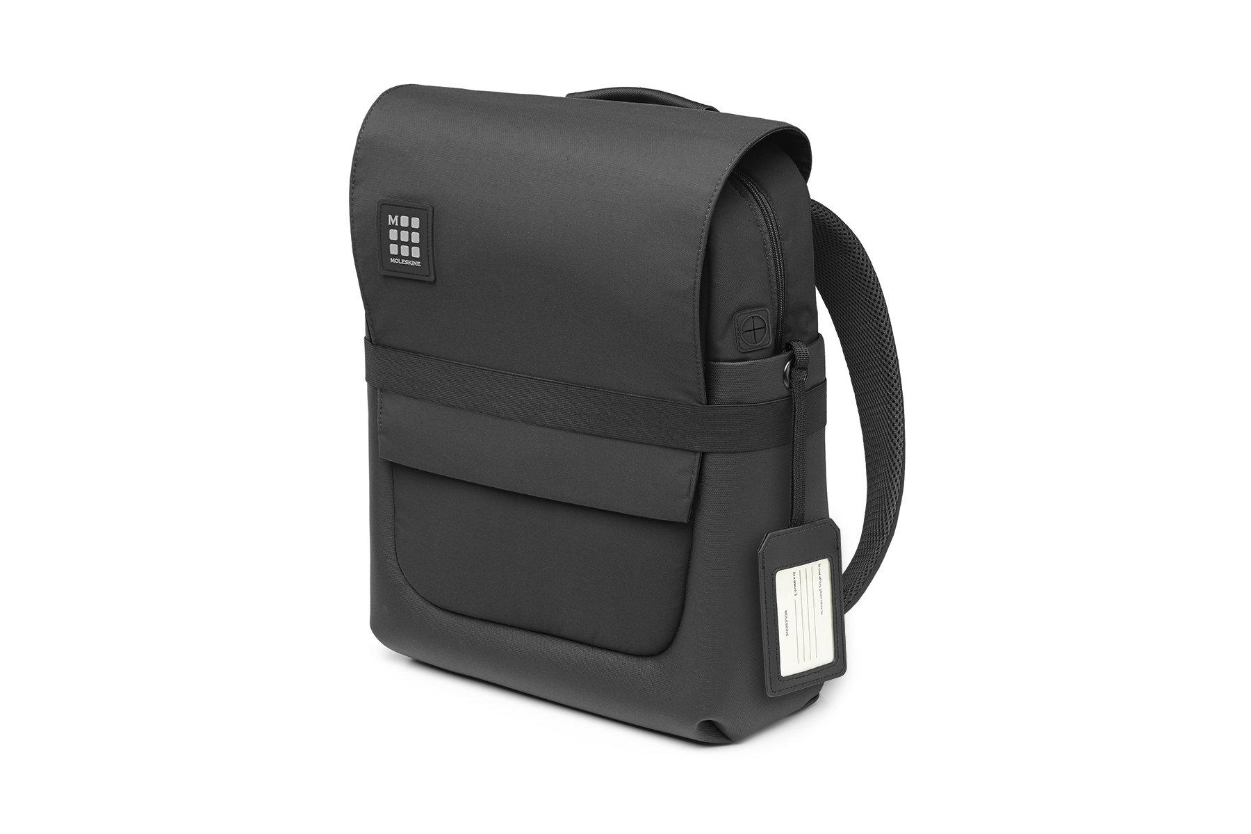 Moleskine ID Backpack, Black