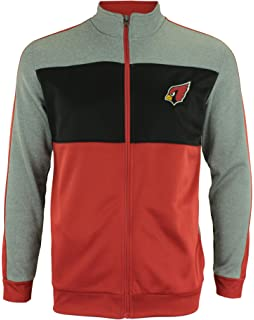Amazon.com : NBA Mens Motorcross Full Zip Track Jacket ...