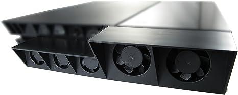 Pandaren súper refrigerador ventilador de refrigeración para PS4 ...
