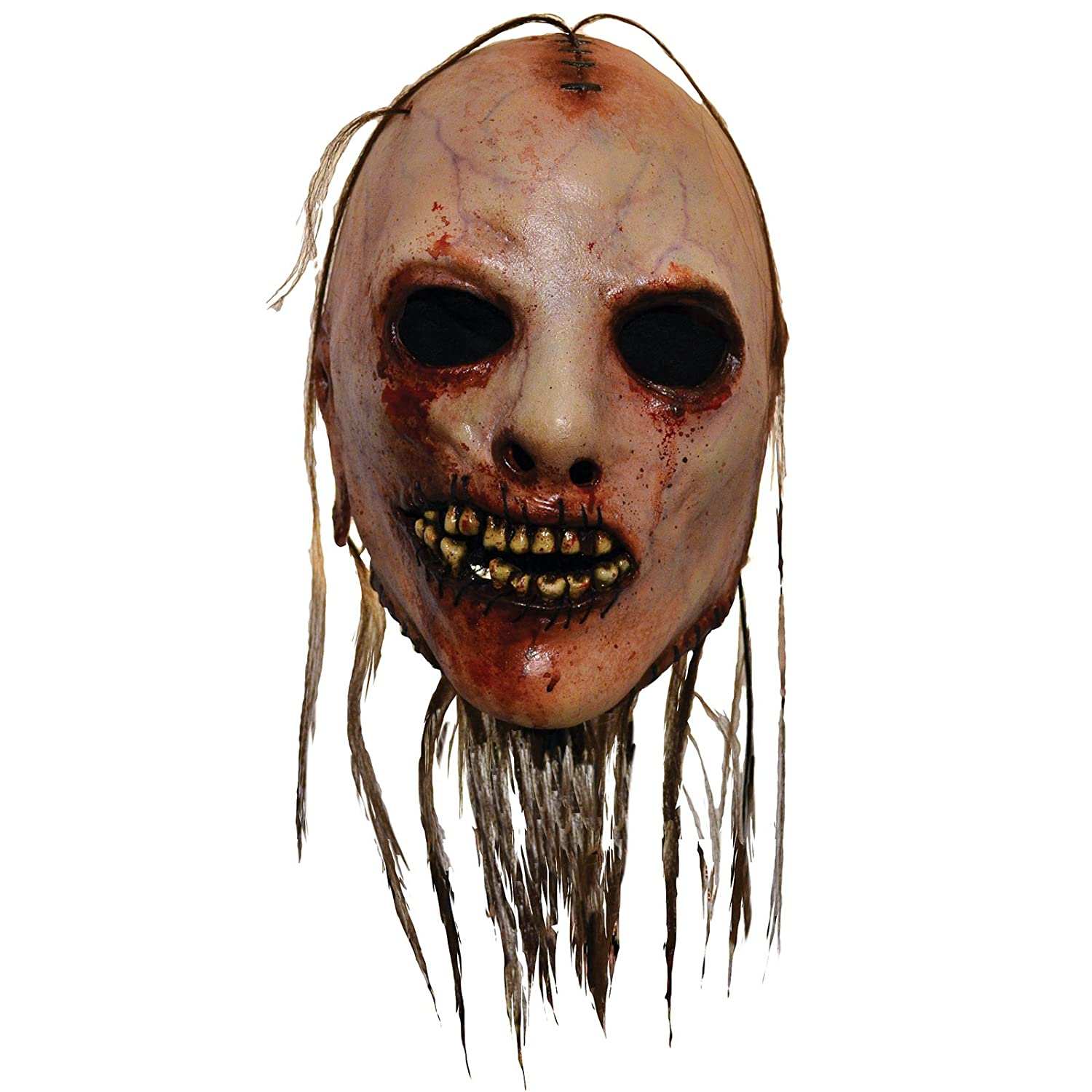 American Horror Story Adult Costume Face Mask Bloody Face