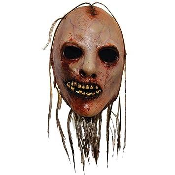 American Horror Story máscara de la cara ensangrentada
