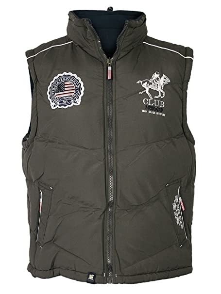 Geographical Norway Hombre Diseñador Chaleco Chaqueta - VAL ...
