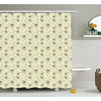 Yeuss Paisley Rideau de douche en décoration, indien inspiré avec ...