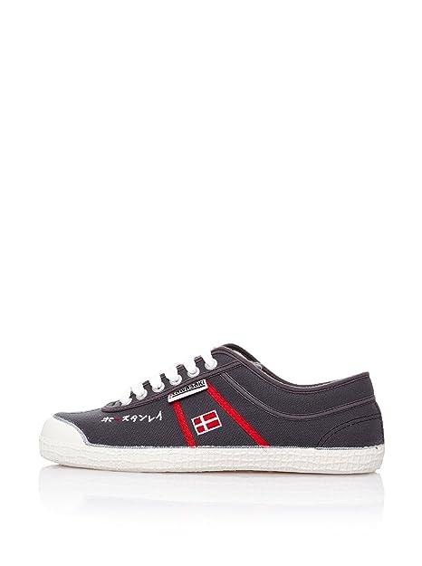 7117017aa9e159 Kawasaki Zapatillas 23 SP Edit Gris EU 38: Amazon.es: Zapatos y complementos