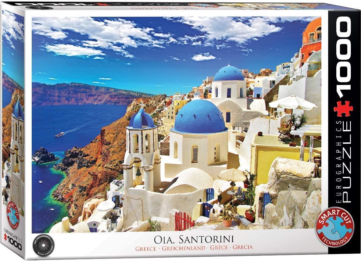 Eurographics 6000-0944 - Puzzle (1000 Piezas), diseño de Oia ...