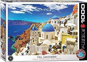 Oia Santorini Greece 1000-Piece Puzzle