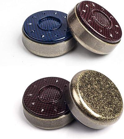IdealEnjoy Shuffleboard Pucks Replacement 2-5//16 58mm