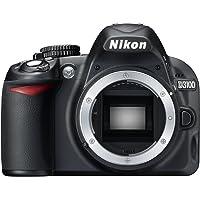 Nikon D3100 SLR-Digitalkamera (14 Megapixel, Live View, Full-HD-Videofunktion) Gehäuse