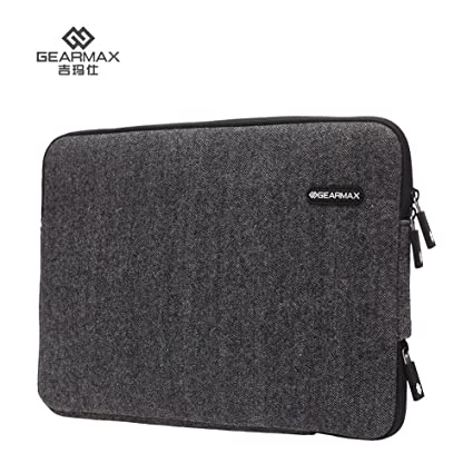 32203aa05f1 Image Unavailable. Image not available for. Color  GEARMAX Laptop Bag for Macbook  Case Felt Sleeve for Macbook Pro 15 ...