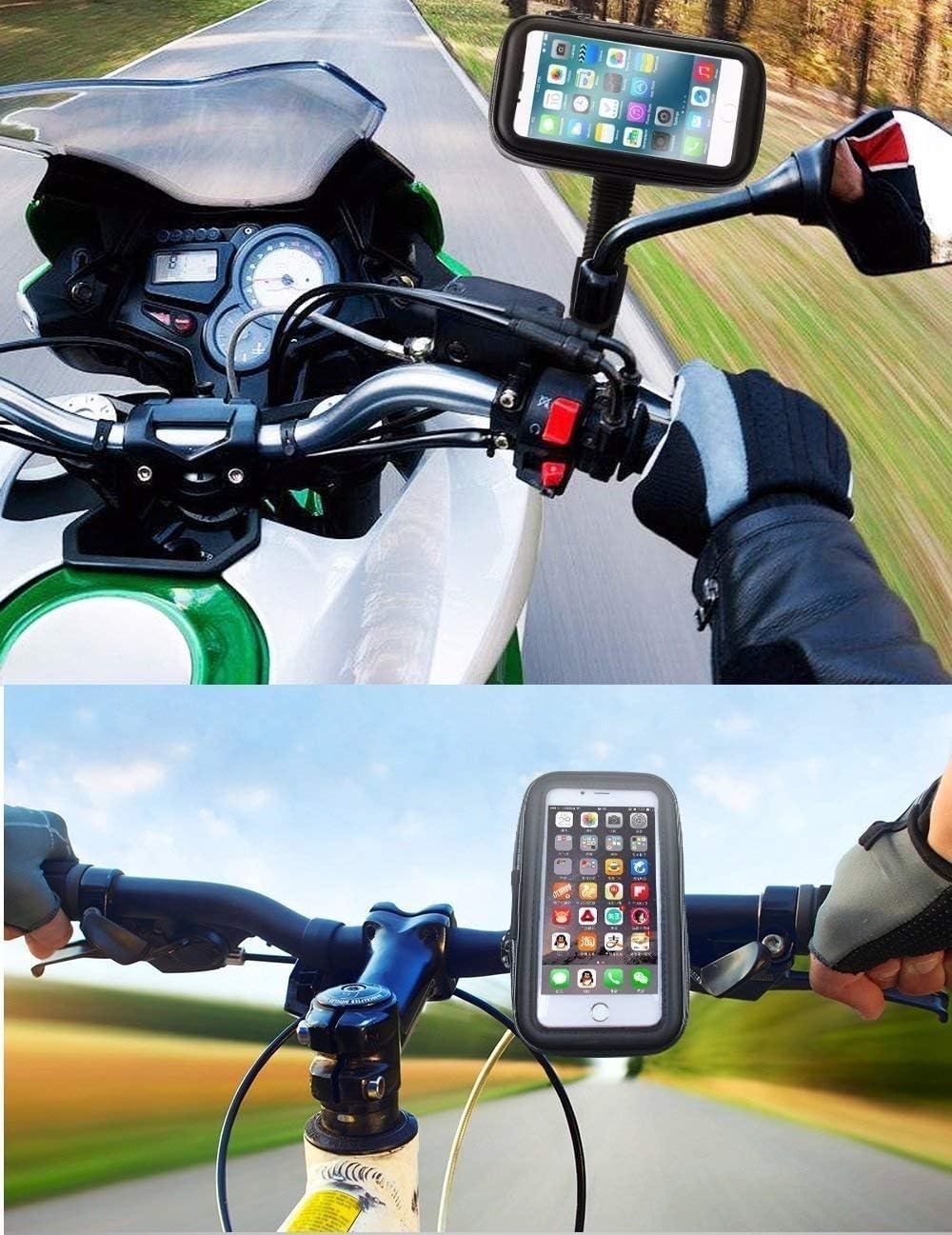 Soporte moto Compatible con Xiaomi Pocophone F1 soporte bicicleta ...