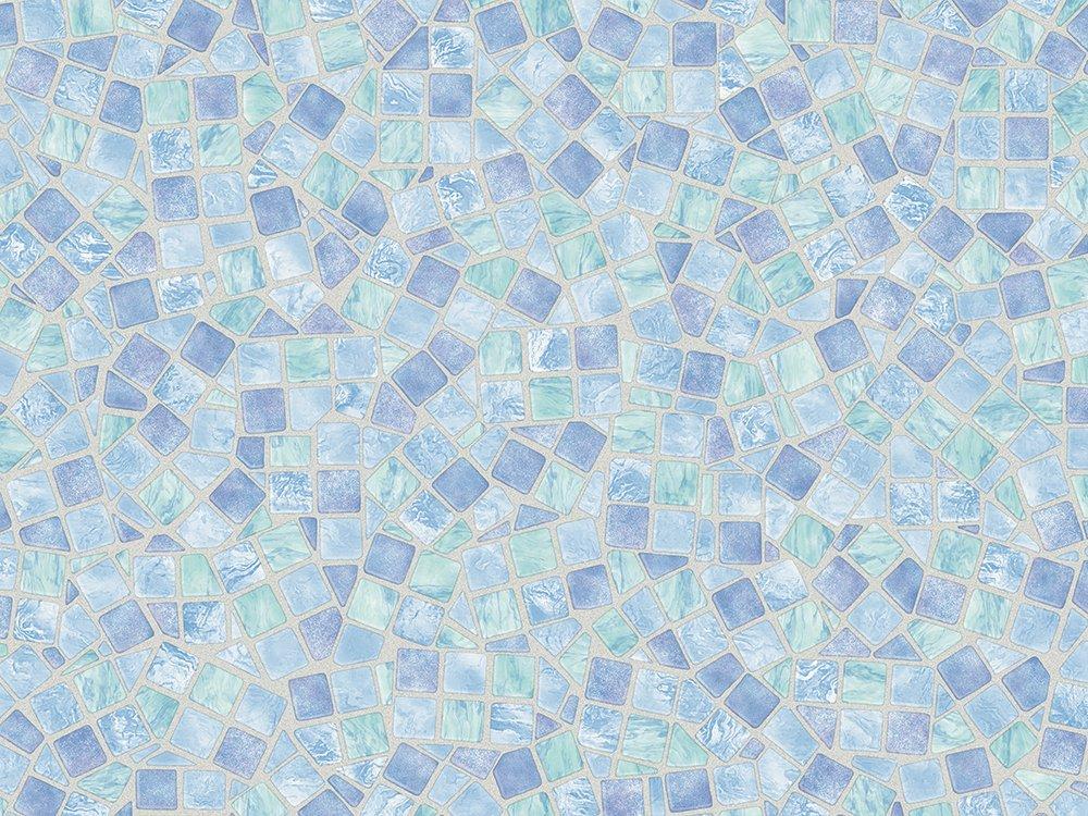 Alkor Sticky Back Plastic (self adhesive vinyl film) Tiles Catalunya 45cm x 2m 380-0088 Konrad Hornschuch AG F3800088