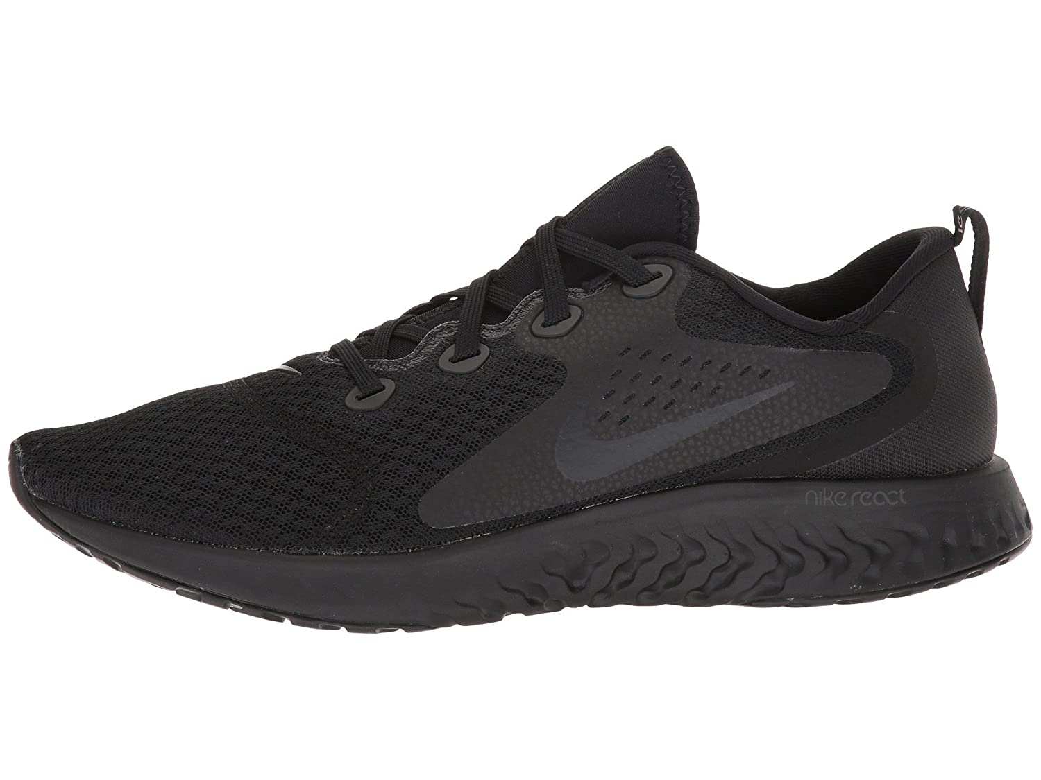 NIKE Men's Legend React Running Shoe B078JP44C2 10.5 D(M) US|Black