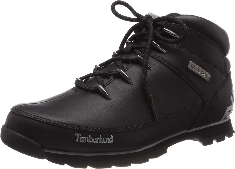 TALLA 44 EU. Timberland Euro Sprint Hiker Waterproof, Zapatillas Chukka para Hombre