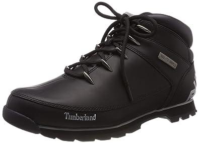 official photos 1e304 bddd8 Timberland Euro Sprint Hiker Black Reflective CA17JR, Boots - 40 EU