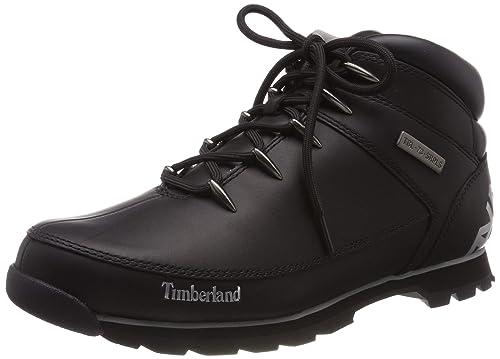 Timberland Euro Sprint Hikerblack Reflective, Botines para Hombre: Amazon.es: Zapatos y complementos