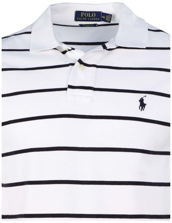 Polo Ralph Lauren Hombre Corte Clásico Malla Pony shirt-royal ...