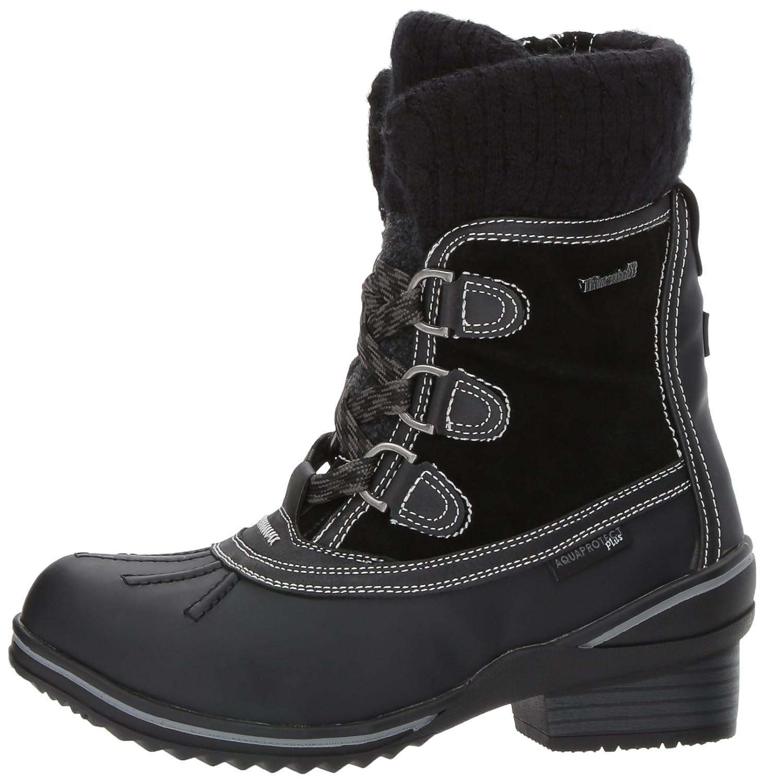 Blondo Women's Meggy Waterproof Snow Boot B071Z7H2PV 9 B(M) US Black