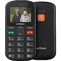 artfone Teléfonos Móviles para Mayores con Teclas Grandes Móviles para Ancianos con Botón SOS