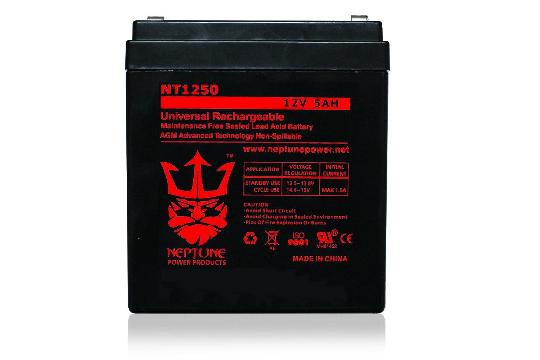 Neptune New Electric Trailer Brakes Breakaway Kit Rechargeable Battery N UB1250