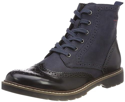 super popular c9258 3a05b s.Oliver Damen 25465-21 Combat Boots