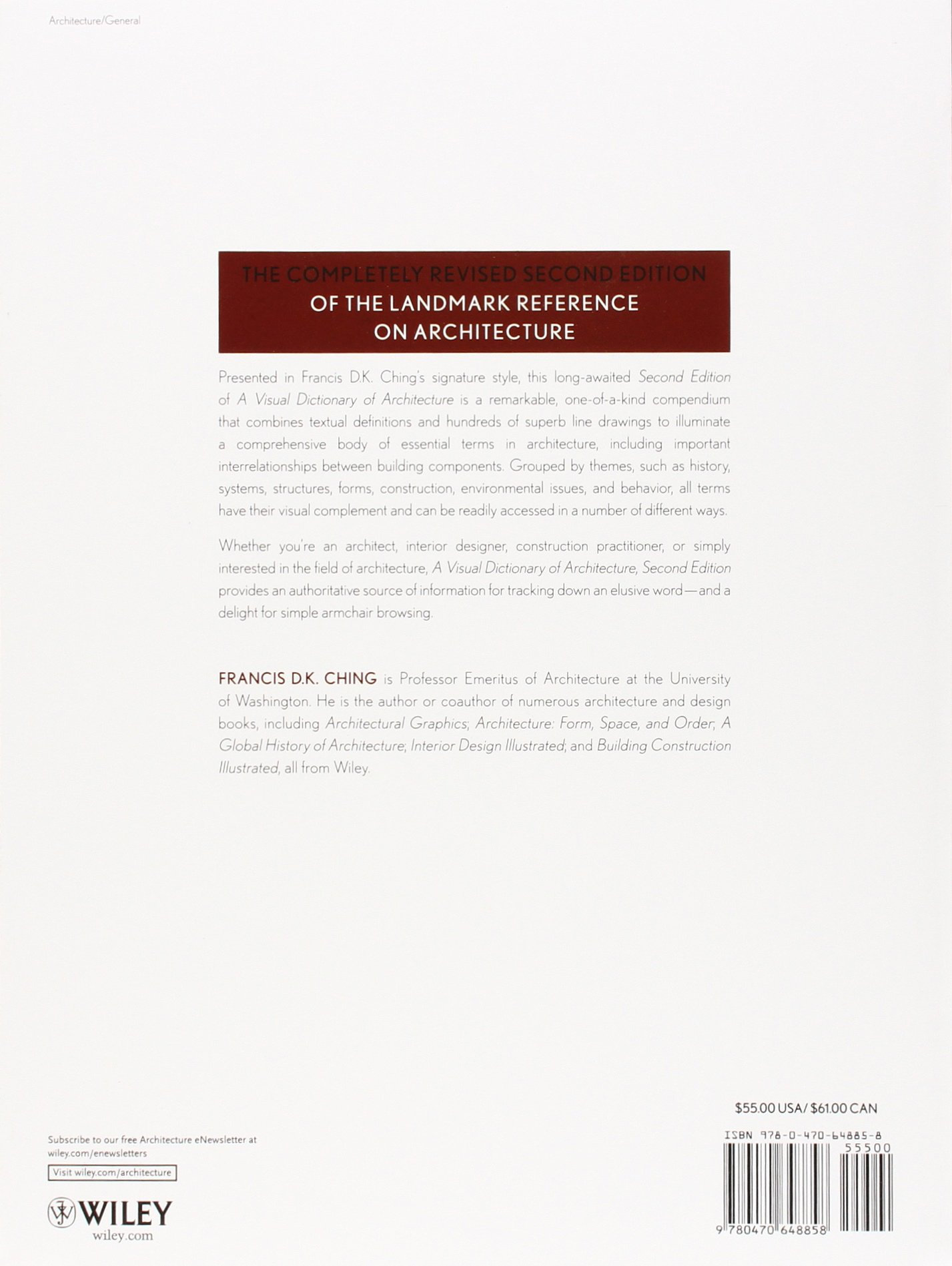 A Visual Dictionary Of Architecture 2nd Edition Pdf