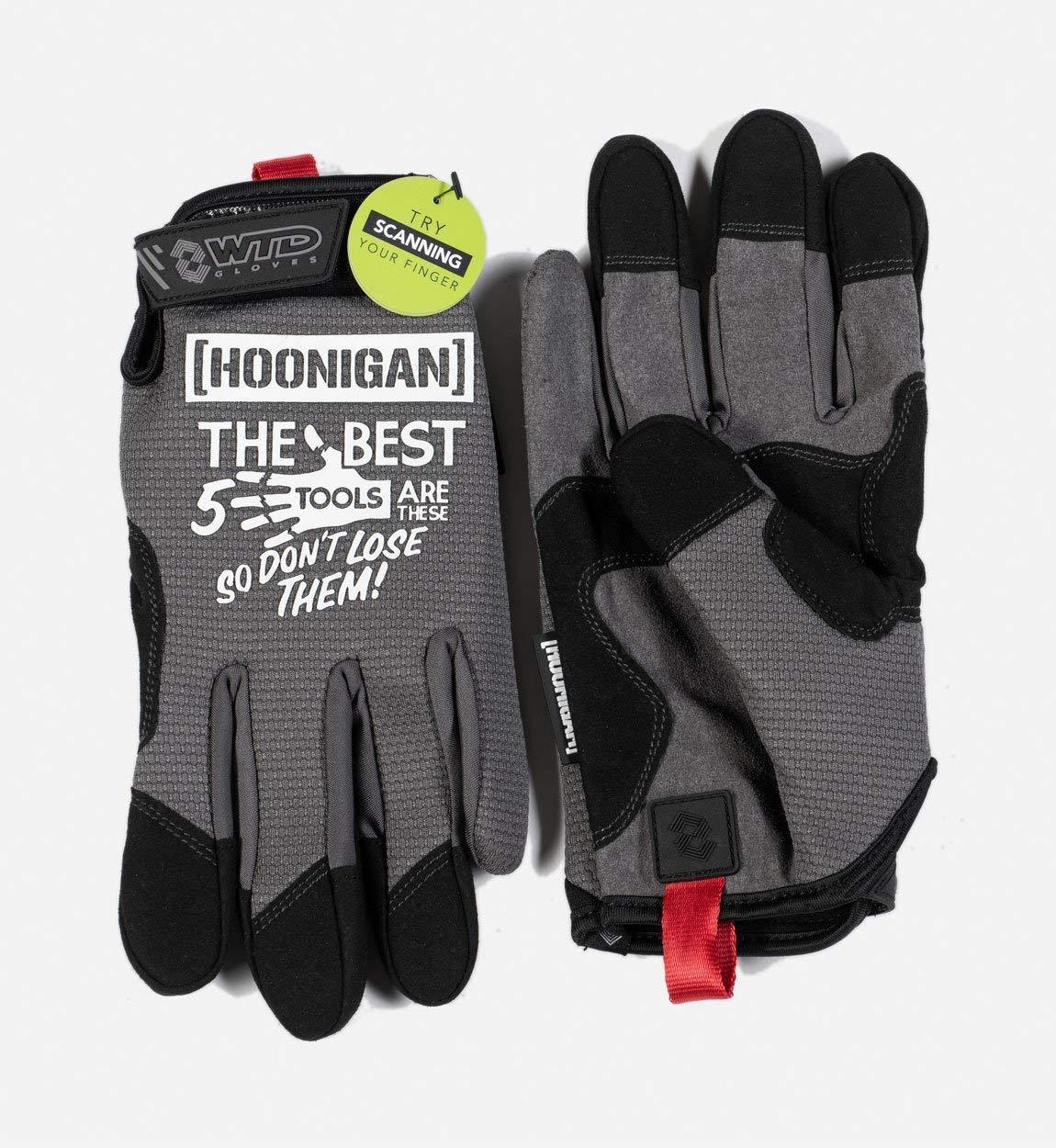 Hoonigan Best 5 Tools Glove