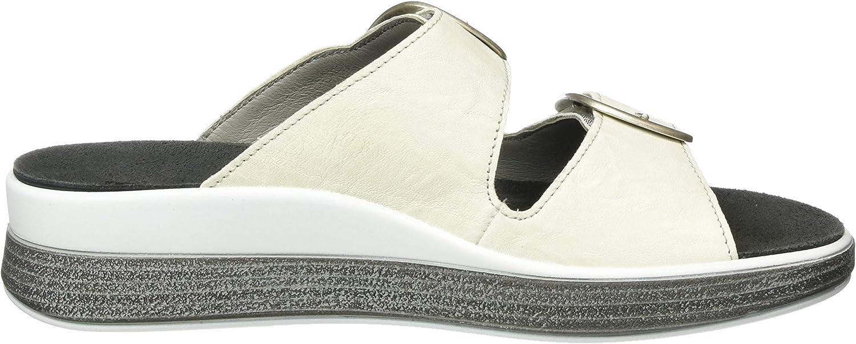 Think! 686443_MEGGIE dames sandalen meerkleurig Ivory combi 94