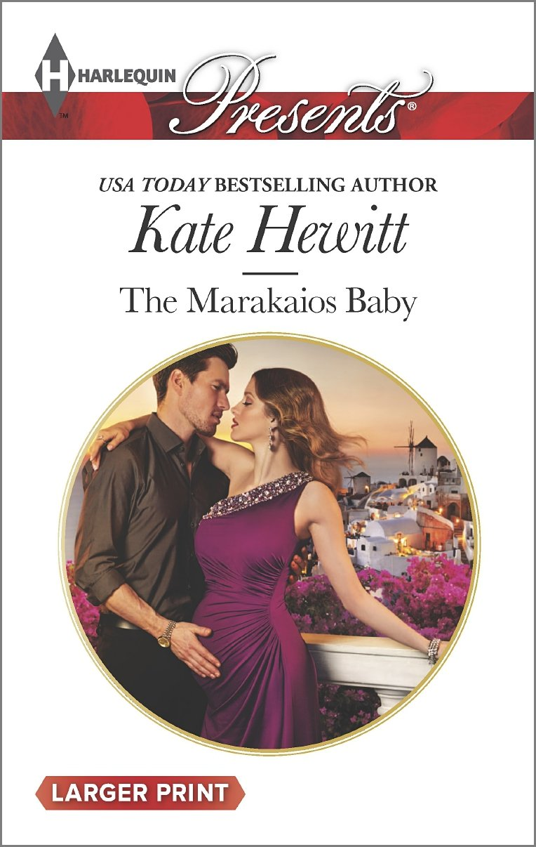 The Marakaios Baby   The Marakaios Brides #2, Hewitt, Kate