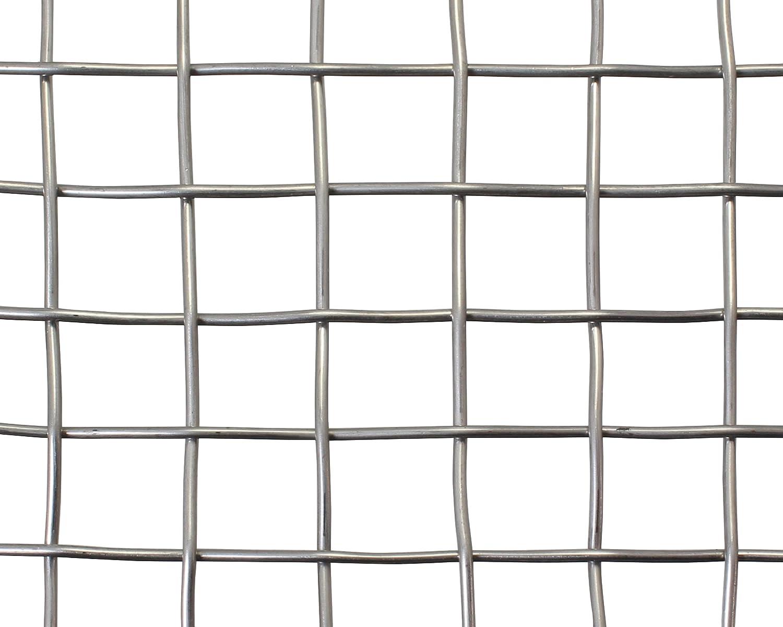 吉田隆 ステンレス平織網 Φ1.1x2.5メッシュ 500mmx30m B01NCWQH5C