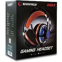 Snopy SN-RX7 Mikrofonlu Kulaklık, Siyah