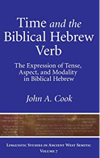 Amazon phonology and morphology of biblical hebrew time and the biblical hebrew verb the expression of tense aspect and modality fandeluxe Gallery