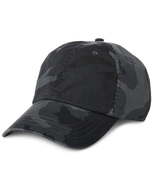 46e107da30 Polo Ralph Lauren Men`s Cotton Chino Baseball Cap: Amazon.ca ...