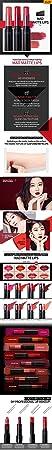 Clio Mad Matte Lip 4.5g 05 Russet Rose