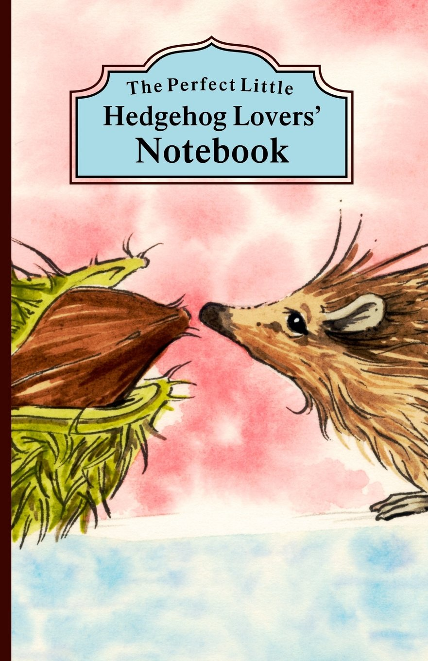 Download The Perfect Little Hedgehog Lovers' Notebook (Russ Billington Notebooks) PDF