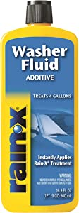 Rain-X RX11806D-8PK Washer Fluid Additive - 16.9 fl. oz. in Each, (Pack of 8)