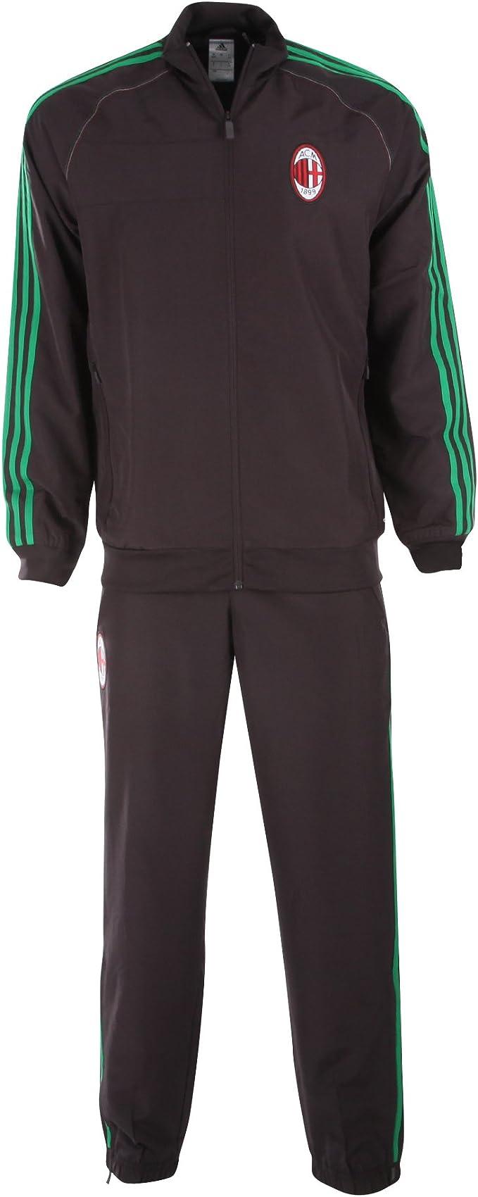 Adidas ACM AC Milan UEFA Champions League presuit tuta tuta da ...