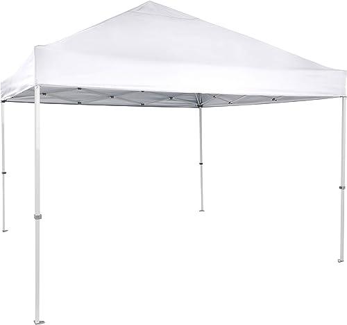 Amazon Basics Outdoor One-push Pop Up Canopy