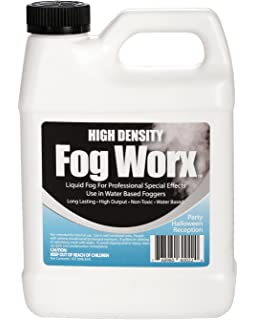 Amazon Com 1 Gallon 128 Oz Great Party Dj Fog Juice For Water