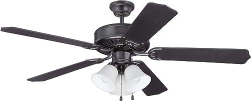 Craftmade K11113 Pro Builder 205 Series 52″ Ceiling Fan
