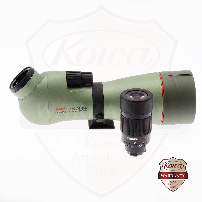 Kowa TE-11WZ Wide Angle Zoom Eyepiece by Kowa (Image #3)
