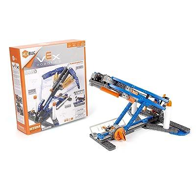 HEXBUG VEX Robotics Crossbow 2.0, STEM Learning, Toys for Kids (Blue/Orange): Toys & Games