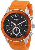 Esprit Herren-Armbanduhr XL marin men Chronograph Quarz Resin ES105331008