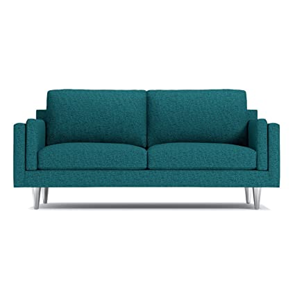 Amazon.com: Simpson Sofa, Chicago Blue: Kitchen & Dining
