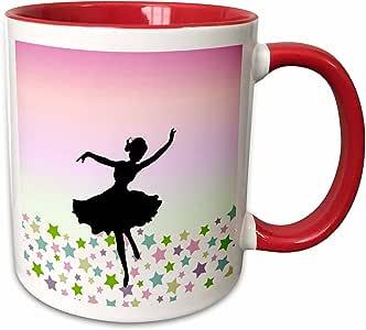 3drose Inspirationzstore Dance Designs Spinning Ballet