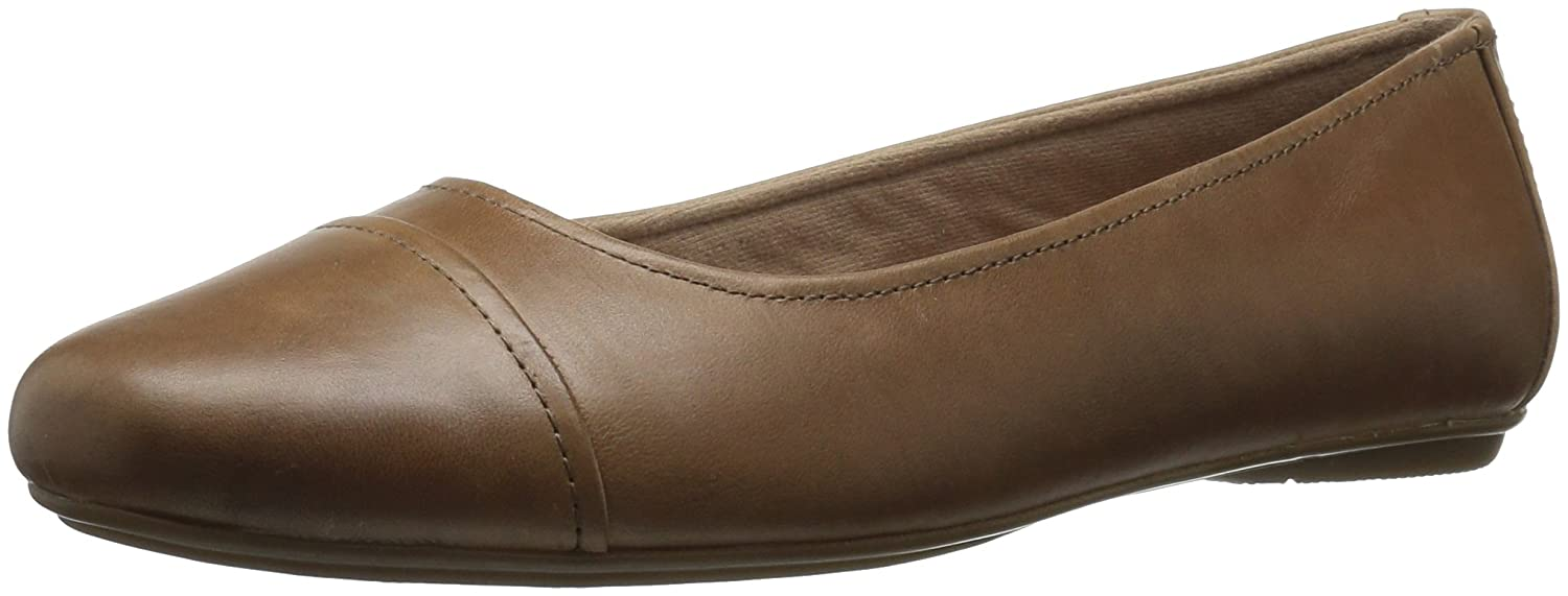 Eastland Women's Gia Slip-On Loafer B01N2V3ACQ 7.5 W US|Natural