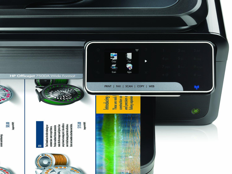 Скачать драйвера для принтера hp 7500а