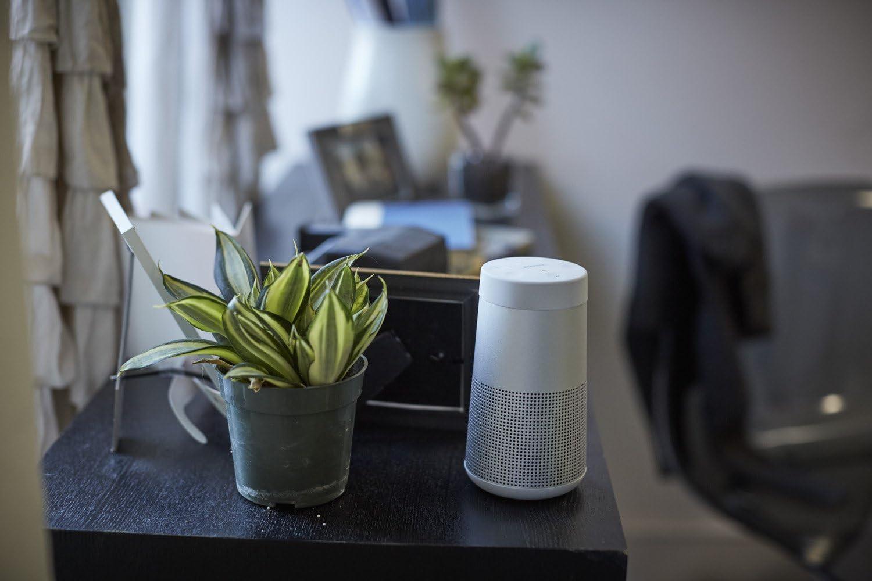 Bose SoundLink Revolve Bluetooth speaker ポータブルワイヤレススピーカー ラックスシルバー