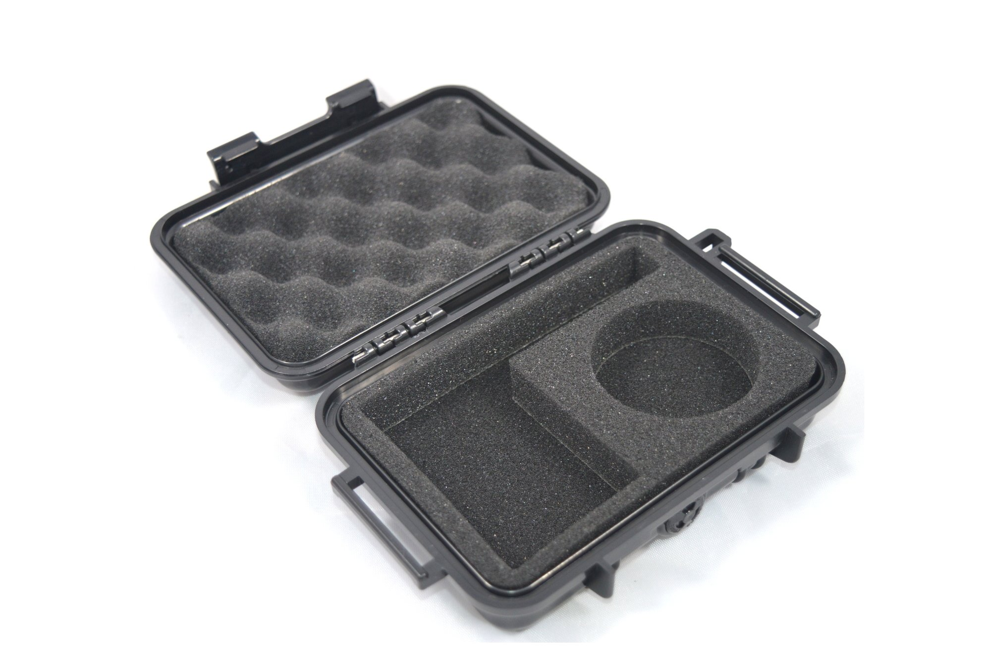 StashHog THBC Signature 6'' Portable Stash Box - Insanely Durable, Odor-Resistant, Water-Proof, Discreet, Portable, Storage for Tobacco Pipes, Herb Grinders, One Hitter