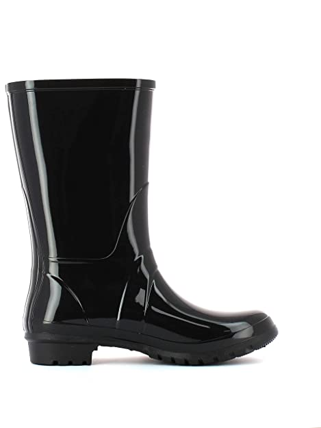 Botas de Agua Mujer Igor Mini Glow Negro: Amazon.es: Zapatos